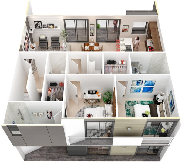 grandville-place-miami-floorplan-second-floor
