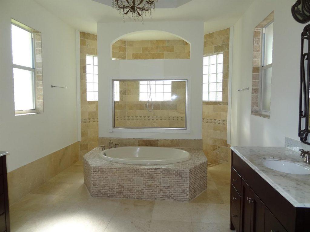 Yenilenmiş Ana Banyo
